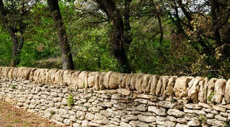 Prix mur en pierre sèche