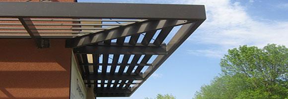 Prix d 39 une pergola en aluminium conseils co t de construction - Pergola aluminium prix ...