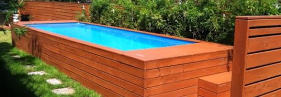 Prix d 39 une piscine en bois co t moyen tarif d 39 installation for Prix moyen assainissement individuel