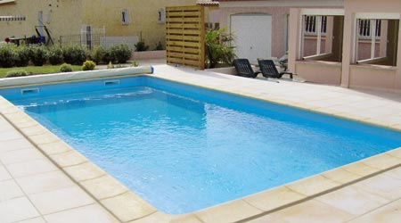 Piscine 7x3 perfect vente de piscines toulouse piscine for Prix piscine 7x3