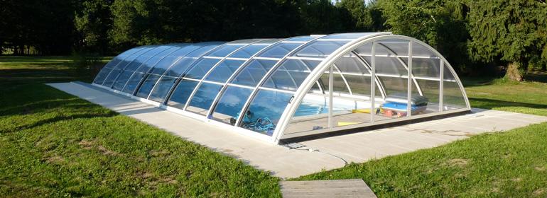 Prix d'une piscine couverte