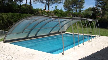 Prix d'une piscine couverte amovible