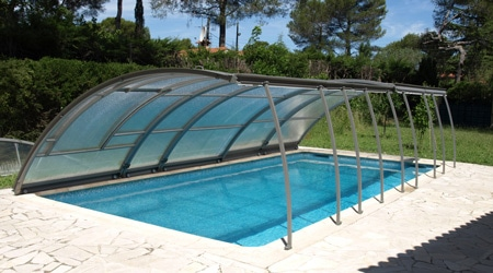 prix dune piscine couverte amovible