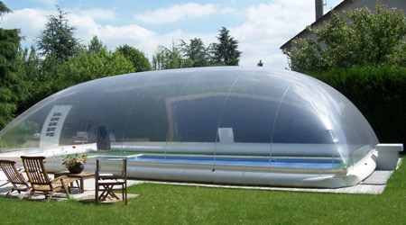 Prix d 39 une piscine couverte co t de construction for Prix dome piscine