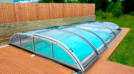 Prix d 39 une piscine couverte co t de construction for Prix piscine 5x10