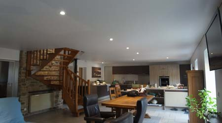 prix m2 plafond tendu pos. Black Bedroom Furniture Sets. Home Design Ideas