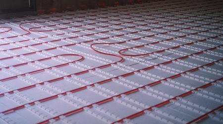Prix d'un plancher chauffant hydraulique simple