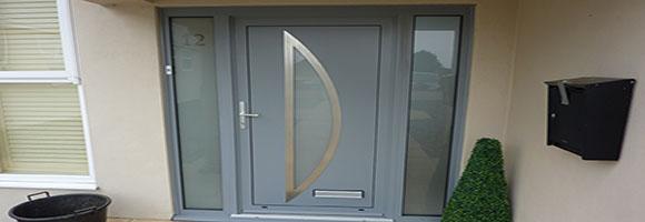 Prix d 39 une porte d 39 entr e aluminium co t moyen tarif de pose - Prix porte d entree athena ...