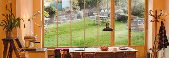 Prix d'une porte fenêtre bois