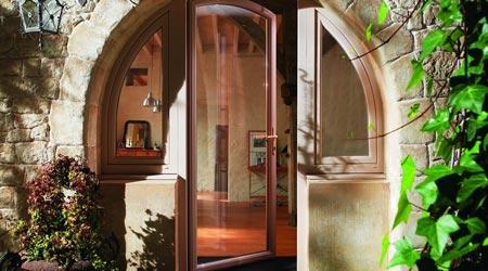 Prix porte fenêtre bois