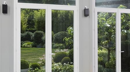 Prix d'une porte fenêtre PVC à frappe