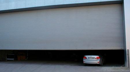 Prix d'une porte de garage électrique tubulaire axiale