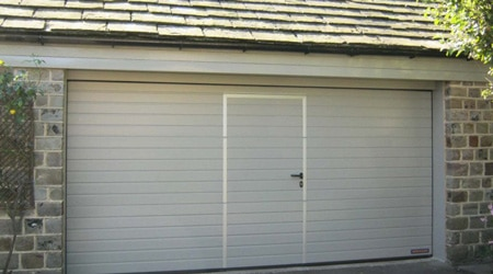Dimensions standard porte de garage perfect hauteur for Prix porte de garage basculante sur mesure