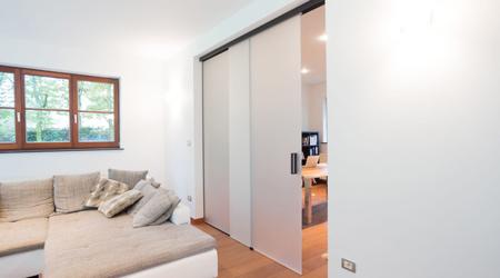 Prix d'une porte intérieure en verre avec isolant phonique