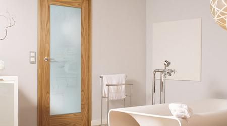 Prix d'une porte intérieure en verre avec isolant thermique