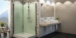 Prix d 39 une douche co t moyen tarif de pose prix pose - Cout d une salle de bain ...