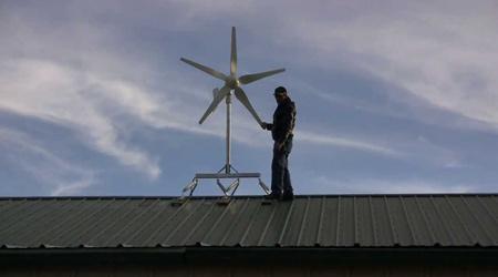 Tarif d'installation d'une éolienne domestique