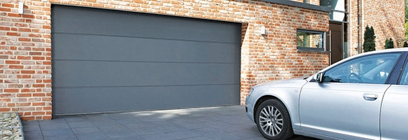 Prix d 39 une porte de garage co t moyen tarif d for Porte de garage aludoor