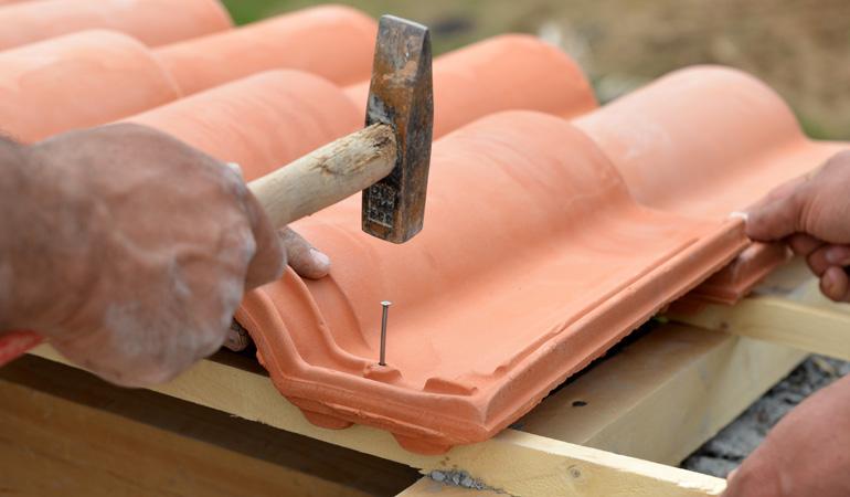 Prix de pose d'une toiture : Coût de la main d'œuvre