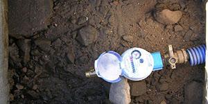 Prix d'un raccordement à l'eau