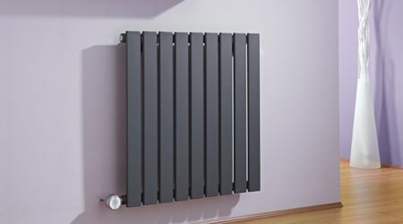 Prix d'un radiateur à inertie sèche