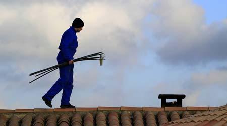 Prix d'un ramonage de cheminée classique