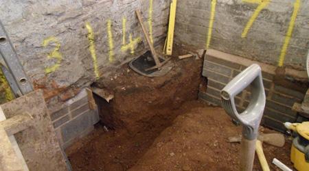 Coût de réalisation d'un aménagement de sous-sol
