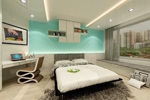 Combien coûte la rénovation d'une chambre ?