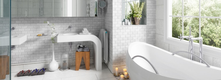Prix d\'une salle de bain | Coût moyen & Tarif d\'installation ...