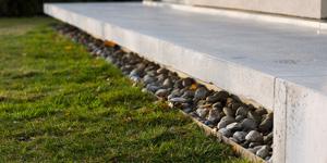 Prix d'une terrasse béton