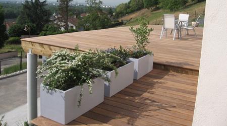 Cout D Une Terrasse En Bois Sur Pilotis prix d'une terrasse sur pilotis | coût moyen & tarif de construction