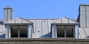 Prix d'une toiture bac acier