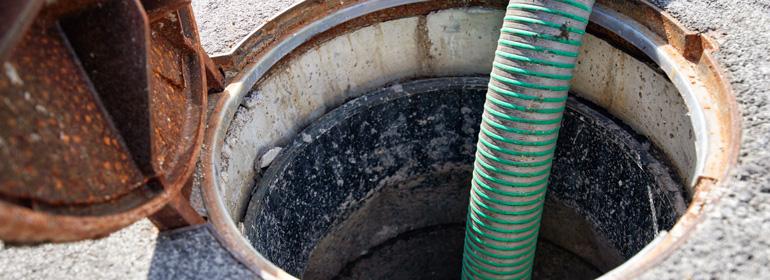 Prix d'une vidange de fosse septique