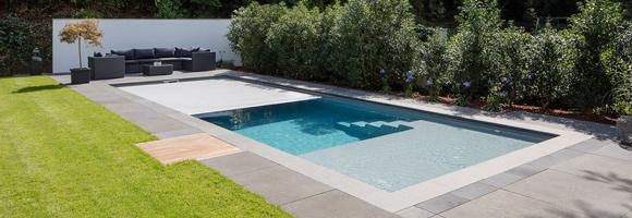 Volet piscine prix for Volet roulant piscine motorise