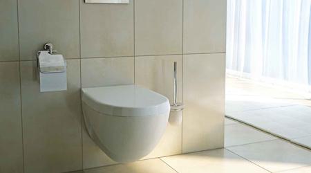 Prix d'un WC suspendu selon la gamme
