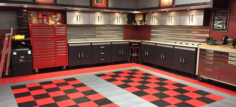 carrelage pour garage nos conseils et astuces pour bien choisir. Black Bedroom Furniture Sets. Home Design Ideas