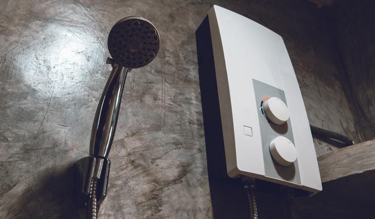 Quel est le prix d'un chauffe-eau électrique instantané