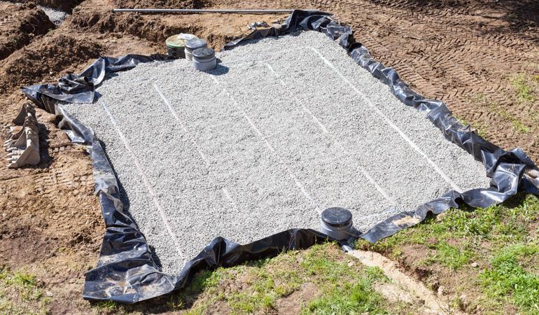 Quel est le prix d'une fosse septique selon le système de filtrage