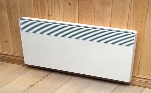 Le radiateur électrique rayonnant