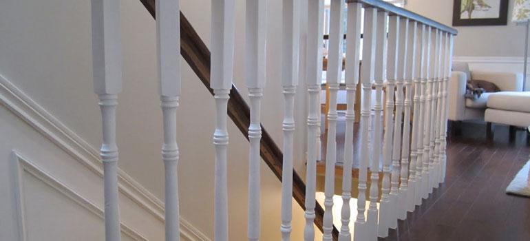 La rampe d'escalier : Un projet indispensable