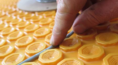 La réalisation d'un plancher chauffant électrique