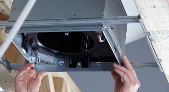 Réduire le bruit d'une VMC en construction