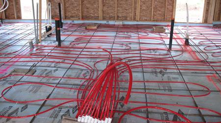 Quelle règlementation pour son plancher chauffant hydraulique