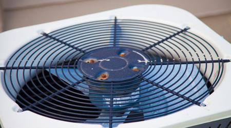Règlementation d'une recharge de clim maison