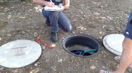 La réglementation d'une vidange de fosse septique