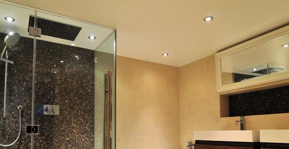 cration ou rnovation dun faux plafond dans ma salle de bain - Plafond De Salle De Bain