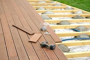 Rénover sa terrasse