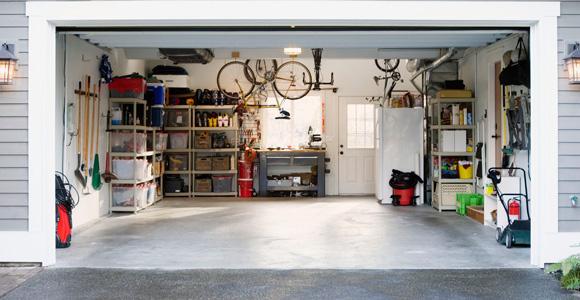 Renover un garage