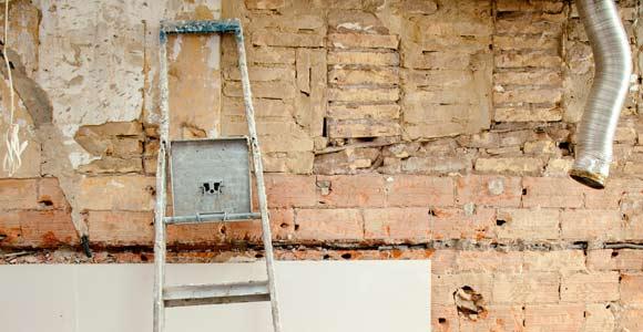 Renover les murs