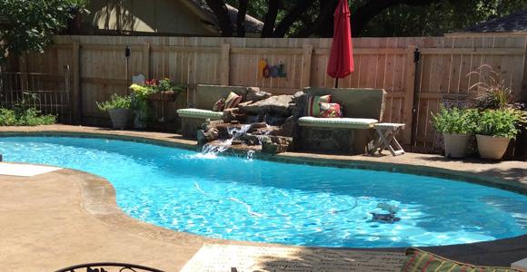 Renover une piscine